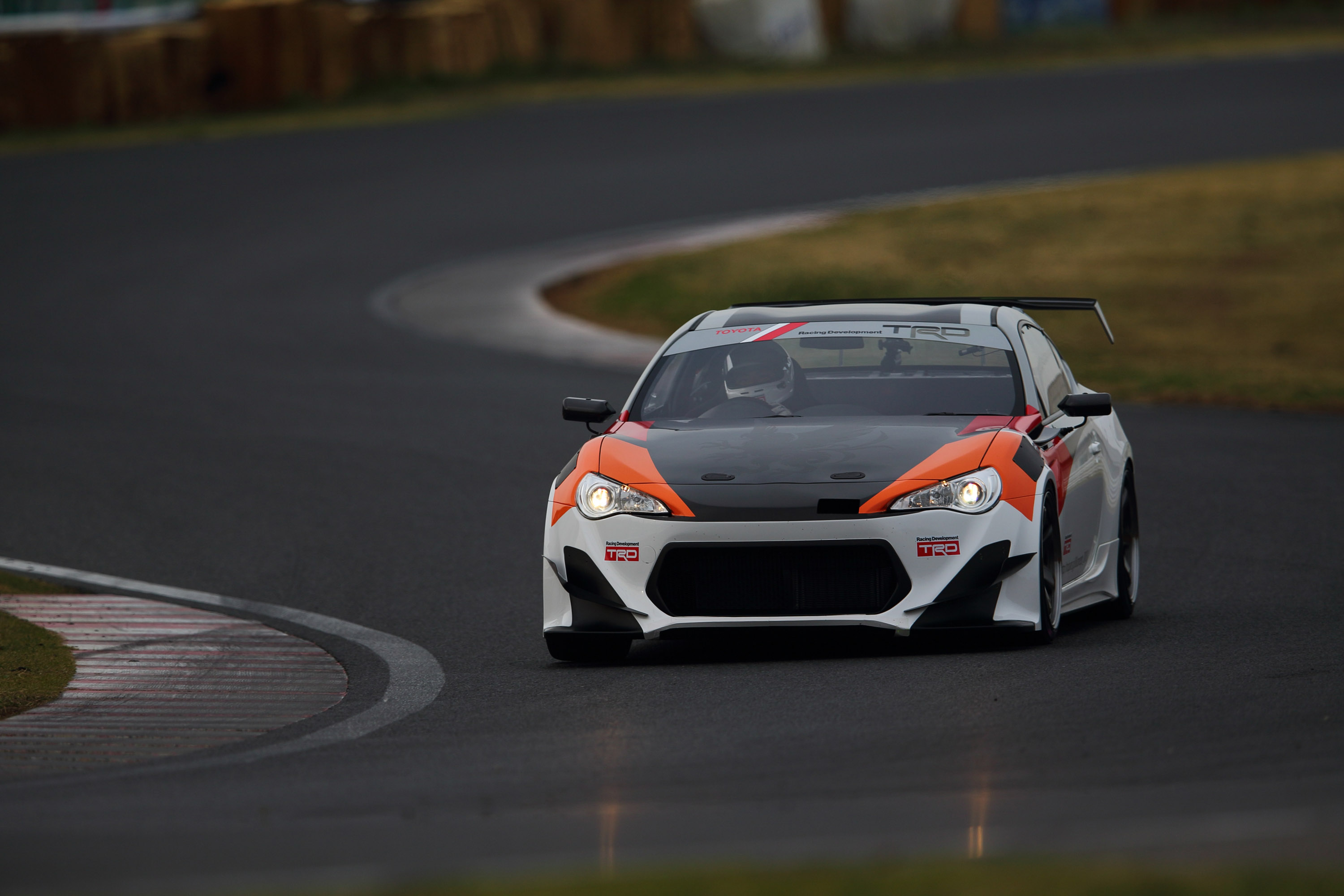 Toyota GT86 Griffon Project