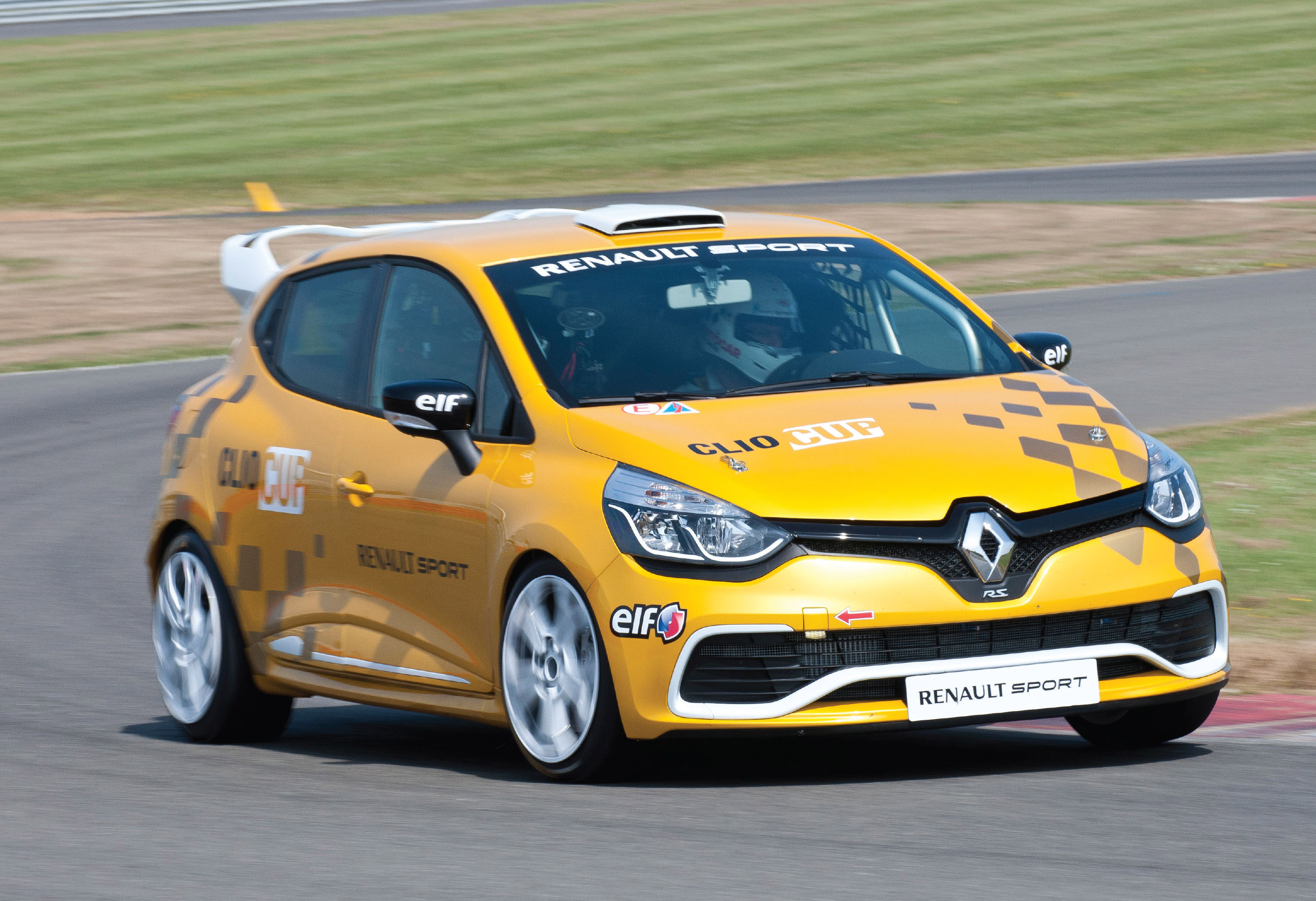 2014 Renault Clio Cup