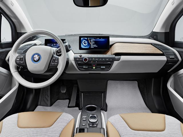 BMW i3 электро-кар
