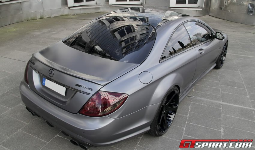 Тюнинг Mercedes Benz CL65 AMG