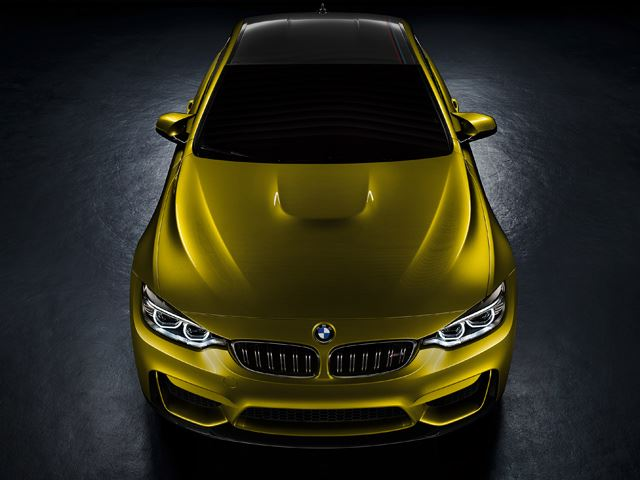 BMW M4 Concept Coupe