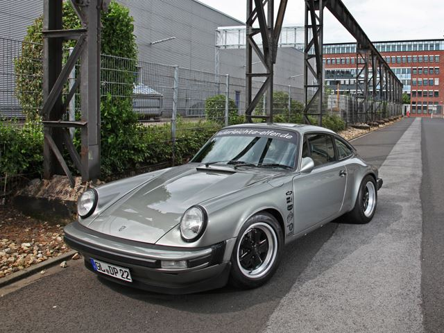 Porsche 911 DP Motorsport Tuning
