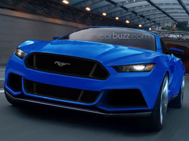 ford mustang концепт кар