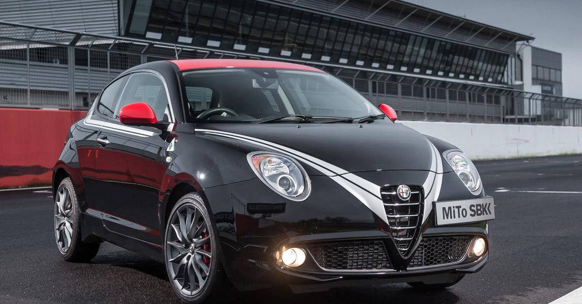 Alfa Romeo SBK