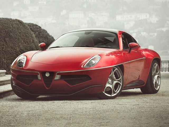 Женевский Автосалон-2013: 8C Disco Volante
