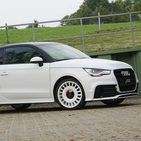 Audi A1 Quattro от ABT Sportsline
