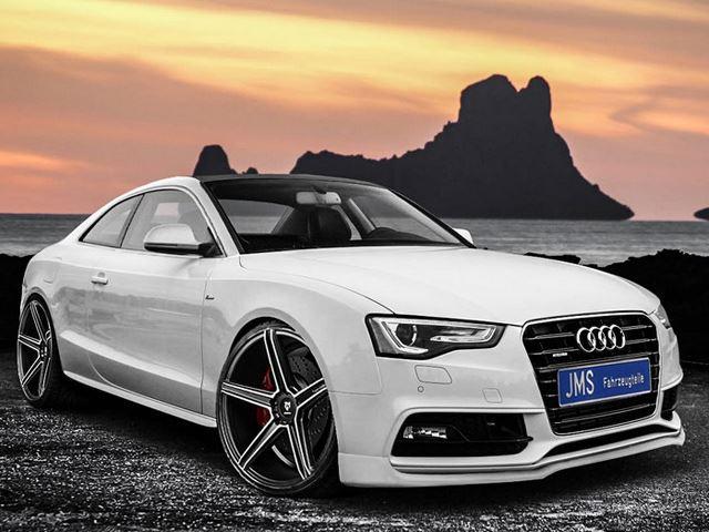 Тюнинг Audi A5 от JMS