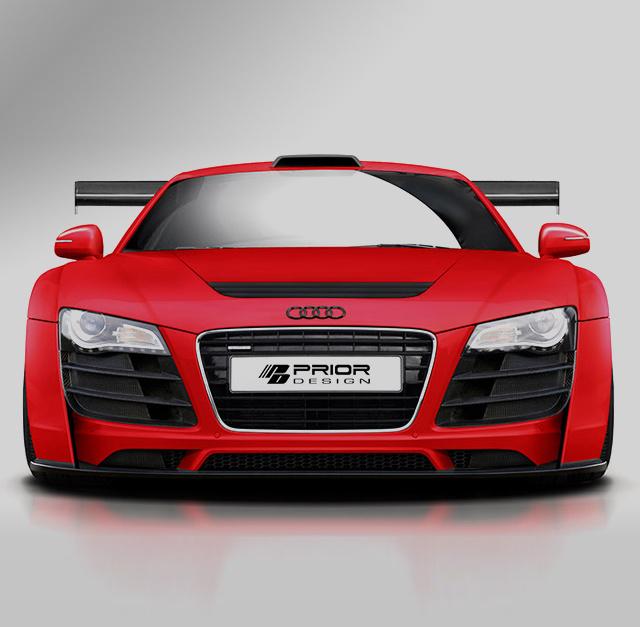 Audi R8 GT850 от тюнинг-ателье Prior Design