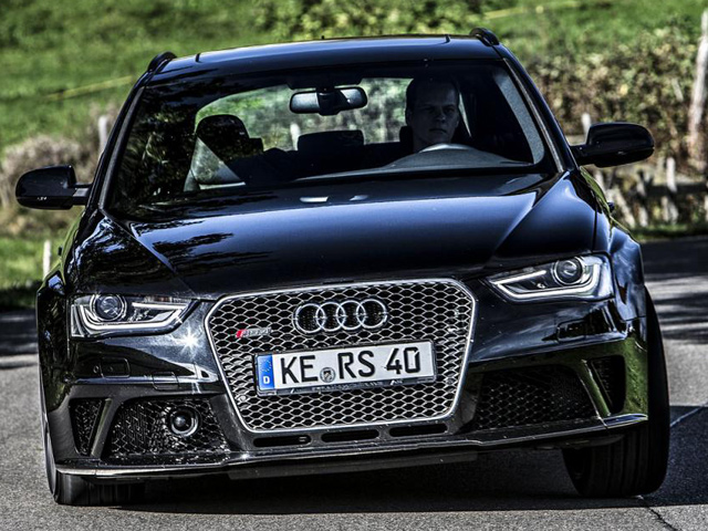 Audi RS4 Avant от тюнинг-ателье ABT Sportsline