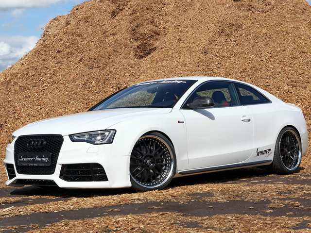 Audi S5 Coupe от Senner Tuning