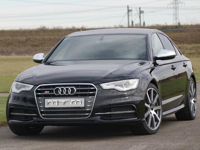 Audi S6 от тюнинг-ателье MTM
