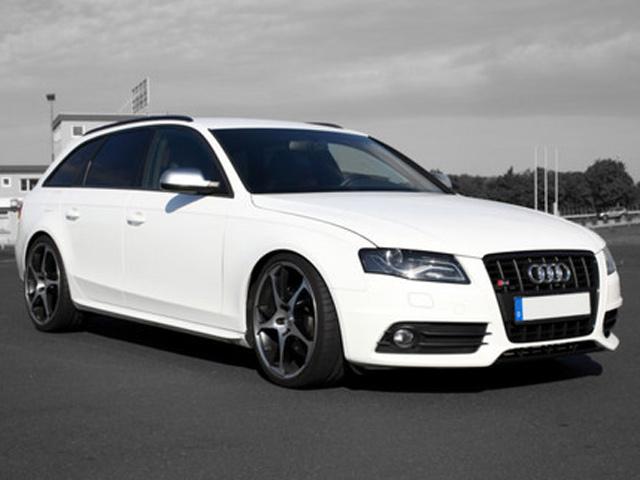 Audi S4/S5 мощностью 430 л.с. от TechTec