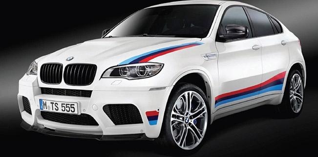 BMW представил X6 Design Edition