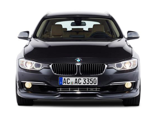 BMW 3 Touring от AC Schnitzer