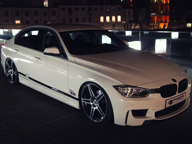Тюнинг BMW 3 Series от Prior Design