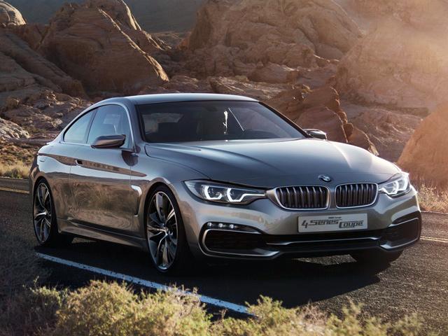 Официальный релиз BMW 4 серии