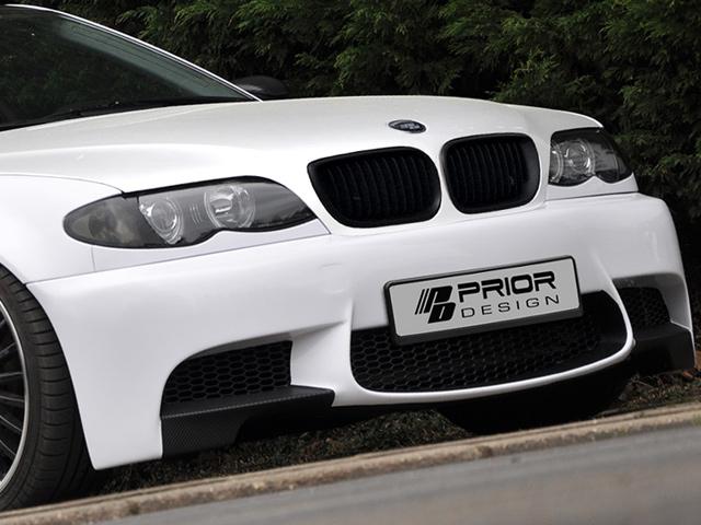 BMW E46 от немецкого тюнинг-ателье Prior Design
