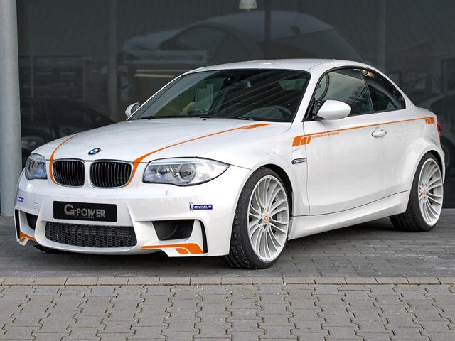 BMW M1 Coupe с двигателем в 435 л.с. от G-Power