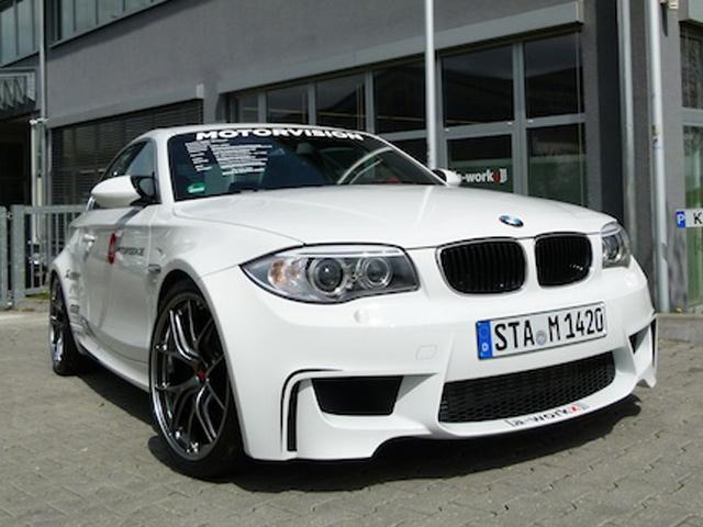 BMW M1 от немецкого тюнинг-ателье A-Workx