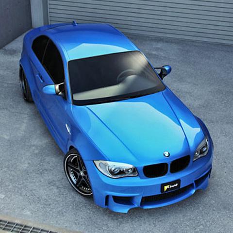 BMW M1 от Best Cars and Bikes
