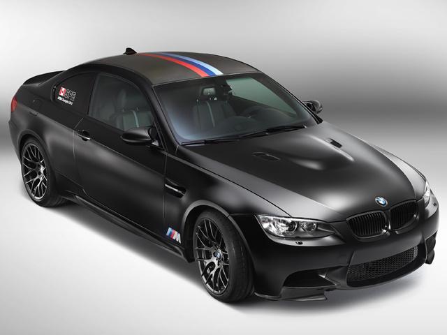 BMW выпускает M3 DTM Champion Edition