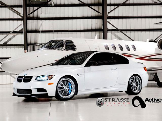 Тюнинг BMW M3 от Strasse и Active Autowerke