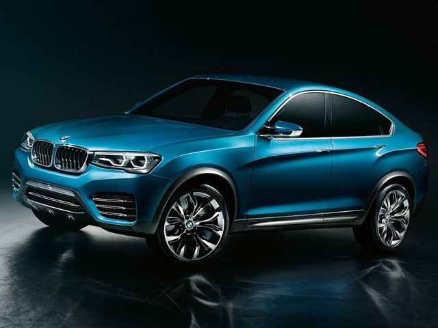 BMW X6 станет еще большее и смелее
