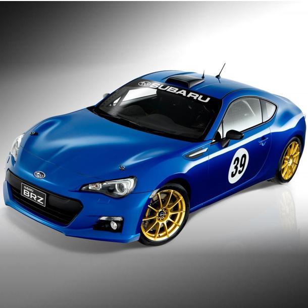 Subaru BRZ Club Racer от PBMS