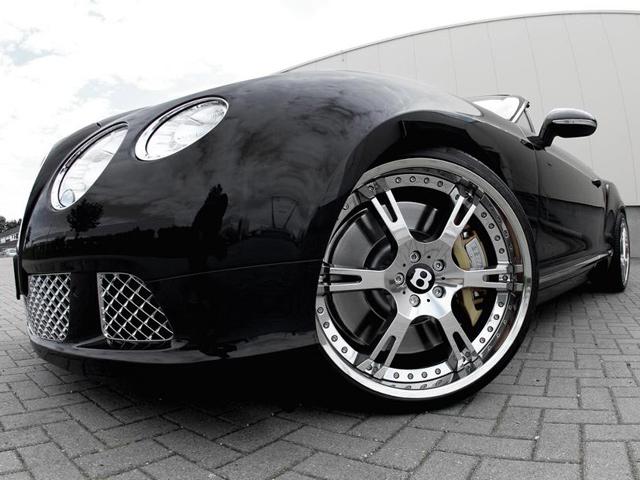 Bentley Continental GT от тюнинг-ателье Wheelsandmore
