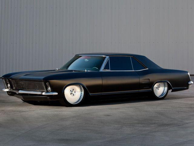 Buick Riviera 1963 от тюнинг-ателье Fesler