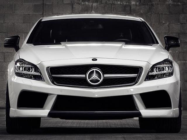 Mercedes CLS63 AMG от тюнинг-ателье Misha Designs