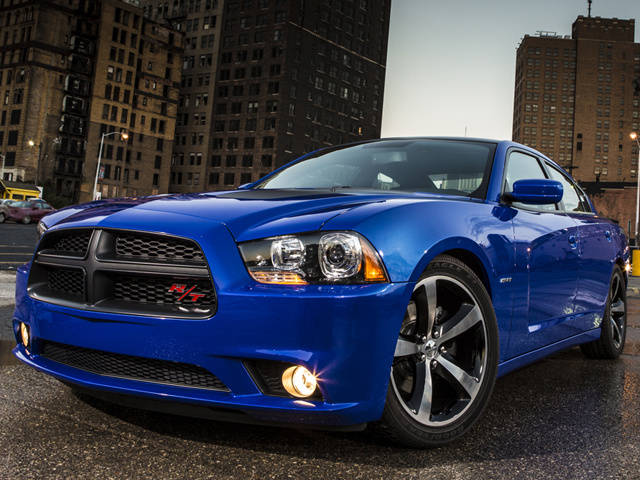 Dodge возвращает Charger Daytona