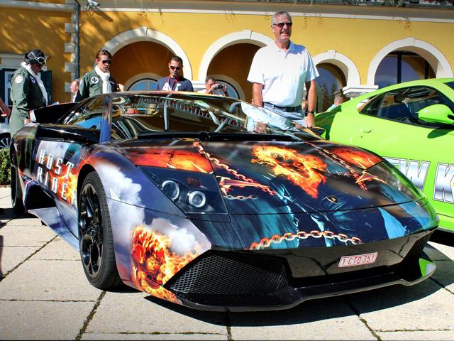 Стартует голландское ралли суперкаров