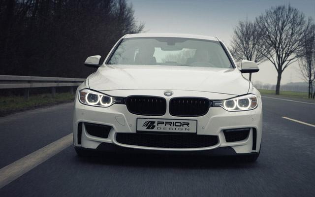 Тюнинг BMW 3 Series F30 от Prior Design