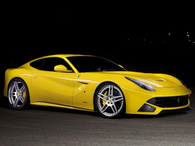 Ferrari F12 Berlinetta от тюнинг-ателье Novitec Rosso