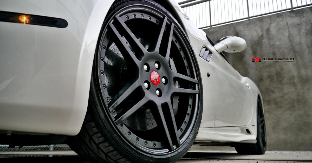 Тюнинг Ferrari California от Tunerworks