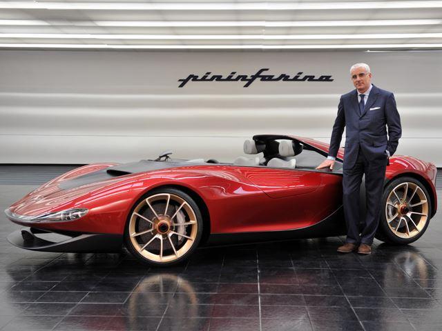 Пининфарина построит Ferrari Sergio?