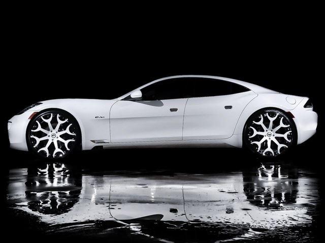 Fisker Karma от тюнинг-ателье Ultimate Auto