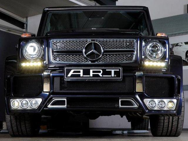 Тюнинг Mercedes G65 AMG от A.R.T.