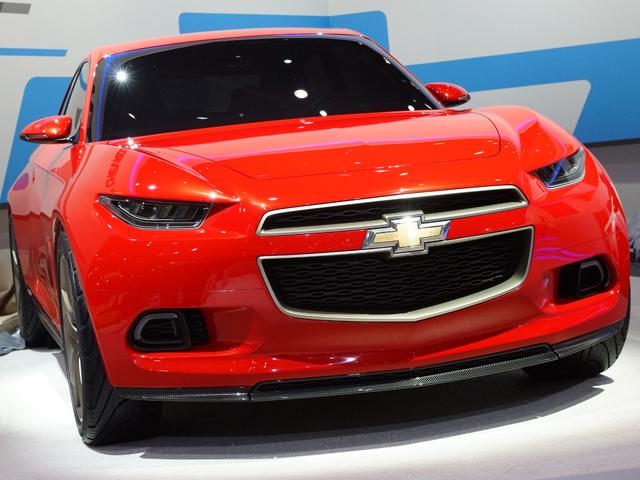 GM планирует построить конкурента BRZ/GT86