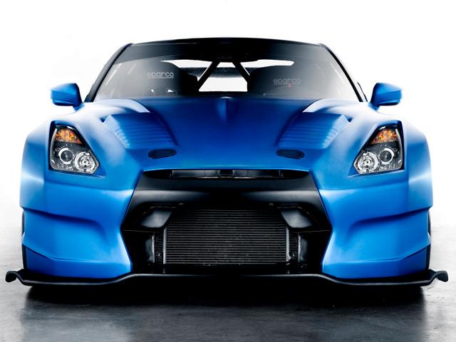 Nissan GT-R из нового «Форсаж-6»