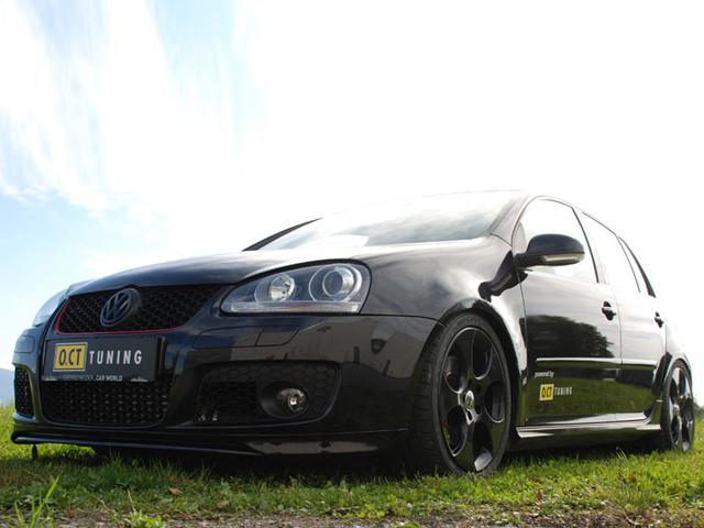VW GTI от тюнинг-ателье O.CT Tuning