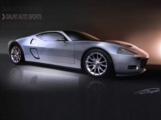 Galpin анонсировал GTR-1 Supercar
