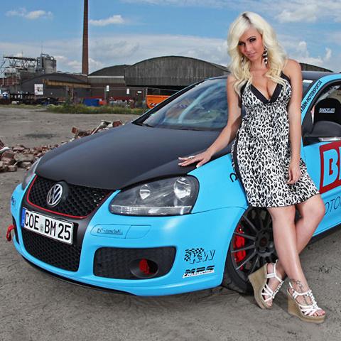 VW Golf GTI от BBM