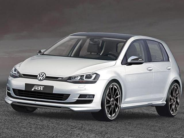 VW Golf VII от тюнинг-ателье ABT