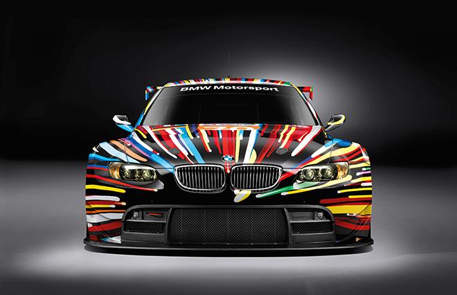 Автомобили и искусство
