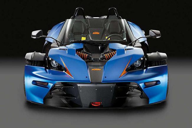 Женевский Автосалон-2013: KTM X-BOW GT