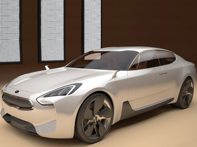 Какой из своих концептов построит Kia?