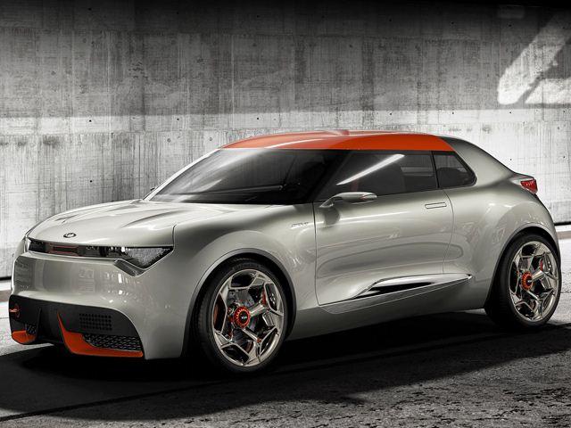 Kia Provo Concept дебютирует в Женеве