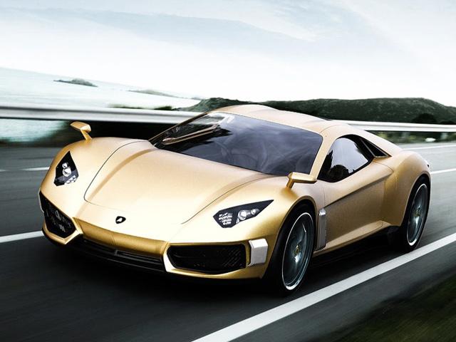 Lamborghini следует обратить внимание на эту дизайнерскую идею